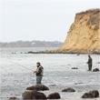 In Dänemark angeln