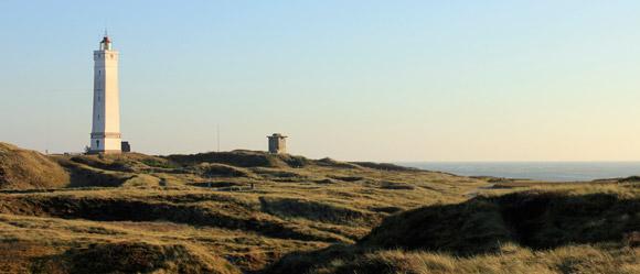Ferienhaus in Blavand für den Urlaub an der dänischen Nordsee