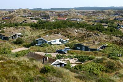 Ferienhäuser Henne Strand in Dänemark