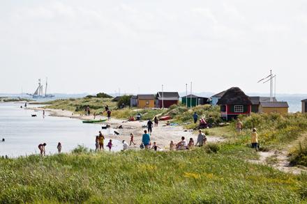 Die Ostsee in Dänemark
