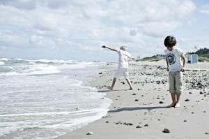 Ferienhausurlaub an der dänischen Nordseeküste