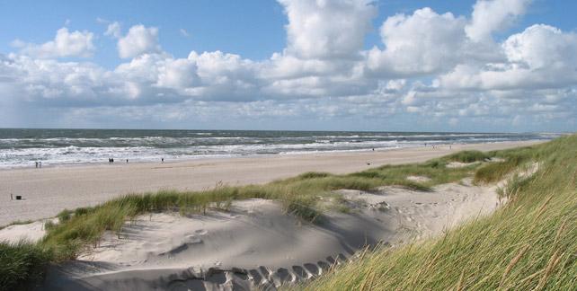 hvide-sande strand
