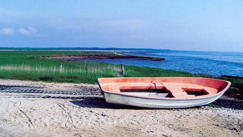 Blavand Ho, Nordseeküste