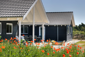 Poolhaus in Dänemark