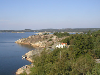 Bohuslän, Schweden