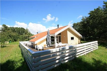 Ferienhaus in Sömarken auf Bornholm