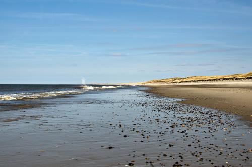 nordseestrand hvide sande