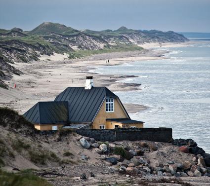 Gammel, Skagen, Nordjütland, Dänemark